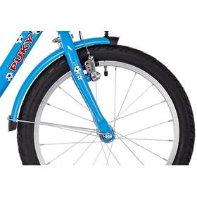 Puky Z 8 Børnecykel grå/blå